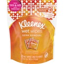 Kleenex Germ Removal Wrapped Wipes