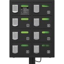 ChargeTech 8-bay Cell Phone Charging Locker