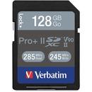 Verbatim Pro II Plus 128 GB SDXC