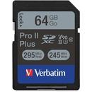Verbatim Pro II Plus 64 GB SDXC