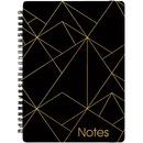 Blueline Gold Collection Notebook