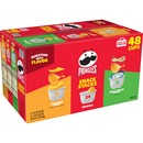 Pringles Crisps Grab 'N Go Variety Pack