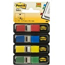 Post-it® Assorted Color Small Flags Value Pack