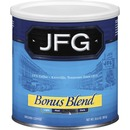 New England JFG Bonus Blend Coffee Canister