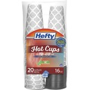 Hefty 16 oz. Hot Cups with Lids