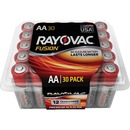 Rayovac Fusion Premium Alkaline AA Batteries Pack