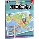 Shell 180 Days of Geography Resource Education Printed Book for Geography