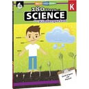 Shell 180 Days of Science Resource Book Education Printed Book for Science