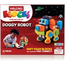 VELCRO® Brand Soft Blocks Doggy Robot Set