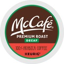 McCafé Premium Roast Decaf Coffee K-Cup