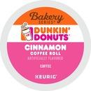 Dunkin' Donuts Cinnamon Coffee Roll K-Cup