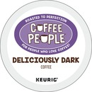 Coffee People Deliciously Dark Coffee K-Cup