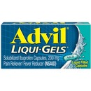 Advil Pain Reliever Liqui-Gels