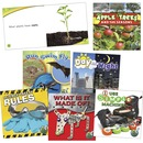 Rourke Educational Grades K-1 Science Library Book Set Education Printed Book for Science