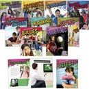 Rourke Educational Grades 3-5 Social Skills Book Set Education Printed Book for Science