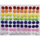 Creativity Street Peel-n-Stick Pom Pons