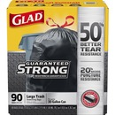 Glad Large Trash Drawstring Bags