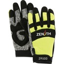 Zenith ZM500 Hi-Viz Cut Resistant Mechanic Gloves