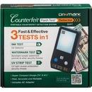 Dri Mark Counterfeit Flash Test Detection System