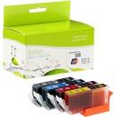 fuzion Ink Cartridge - Alternative for Canon CLI221 - Black, Cyan, Magenta, Yellow