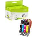 fuzion Ink Cartridge - Alternative for Canon CLI271XL - Black, Cyan, Magenta, Yellow