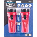 Dorcy LED Flashlights Pack