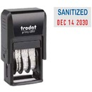 Trodat 4911 Self-Inking Stamp - Sanitized