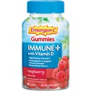 Emergen-C Immune+ Raspberry Gummies