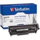 Verbatim Remanufactured Laser Toner Cartridge alternative for HP Q2612A