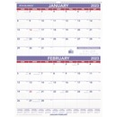 At-A-Glance 2-Month Wall Calendar