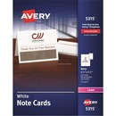 Avery&reg Laser Print Greeting Card