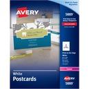 Avery® Laser Print Invitation Card