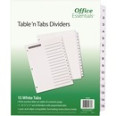 Avery® Office Essentials Table 'n Tabs Dividers