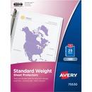 Avery&reg Standard Weight Sheet Protectors