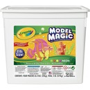 Crayola Model Magic Neon Modeling Material Bucket