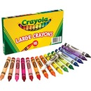 Crayola 16-Count Large Crayons