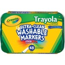 Crayola Trayola Ultra-Clean Washable Markers Set