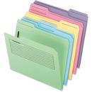 Pendaflex Printed Notes Fastener File Folders