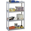 Iceberg Rough 'N Ready 4-Shelf Open Storage System