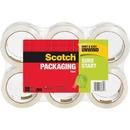 "Scotch® Sure Start Packaging Tape, 1.88"" x 54.6 Yds"