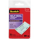 Scotch Self-sealing Laminating Business Card Pouches