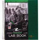 Roaring Spring Pockets Plus Wirebound Lab Book - Letter