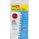 Redi-Tag Laser Printable Index Tabs