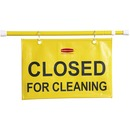 Rubbermaid Commercial Closed For Cleaning Safety Sign