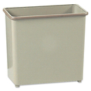 Safco Fire-safe Heavy-duty Rectangular Wastebasket