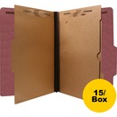 SJ Paper Pocket Dividers Classification Folders