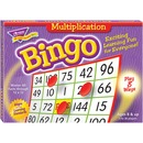 Trend Multiplication Bingo Learning Game