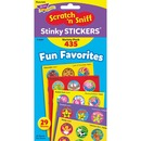 Trend Fun & Fancy Jumbo Pack Stickers