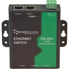 Brainboxes Unmanaged Ethernet Switch 5 Ports