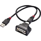 Brainboxes Isolated High Retention Usb 1 Port RS232